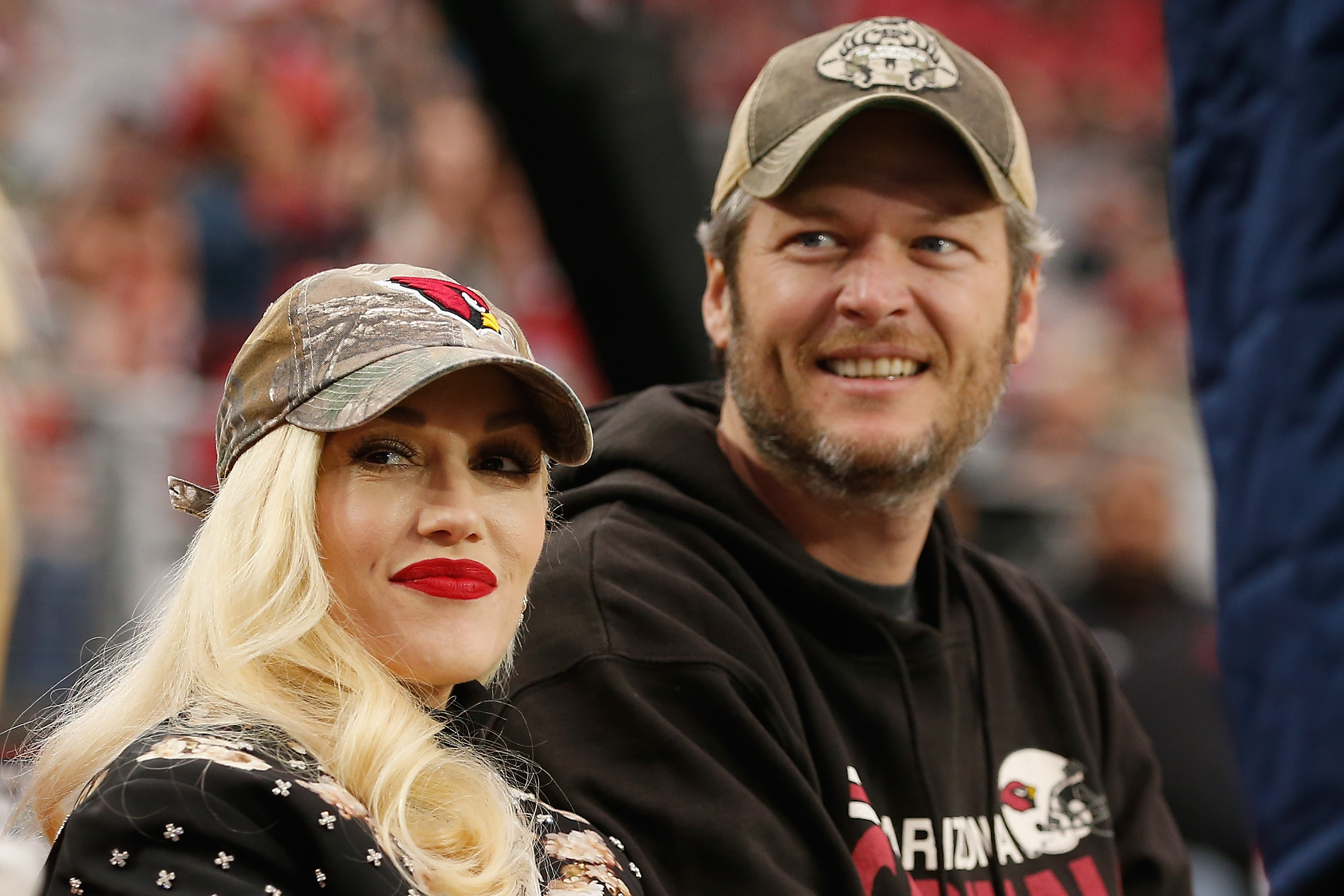 Blake Shelton & Gwen Stefani: He Reveals Whether They're Having A Baby