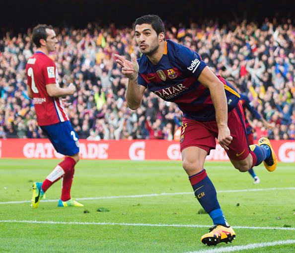 Barcelona v Atletico Madrid, La Liga 2015/16