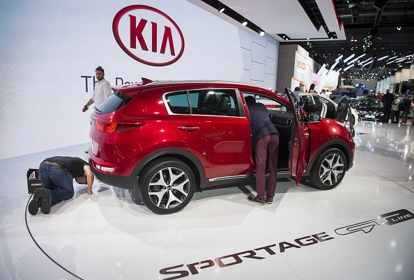 South korea s second largest car manufacturer kia motors for Kia motors south korea