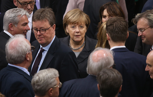 Merkel named Time magazine's 2015 'Person of the Year'