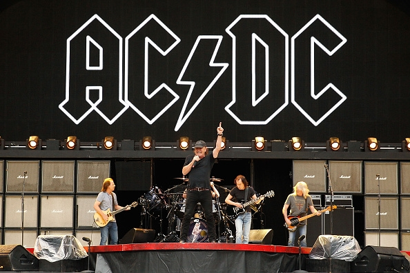 Ac Dc Highway To Hell Tour Dates